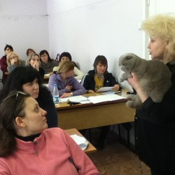 Felinology courses start!